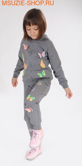 Милашка Сьюзи куртка+брюки. 86 серый ростКомплекты<br><br>