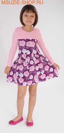 Милашка Сьюзи платье. 104 фиолетовый ростПлатья <br><br>