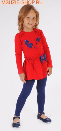 Милашка Сьюзи туника. 104 красный ростДжемпера, рубашки, кофты<br><br>