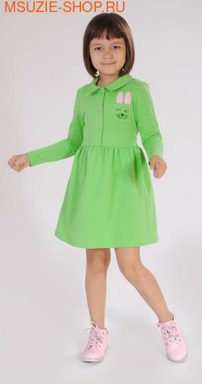 Милашка Сьюзи платье. 104 салатовый ростПлатья <br><br>