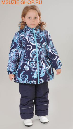 Милашка Сьюзи зимняя куртка. 86 синий ростЗима<br><br>