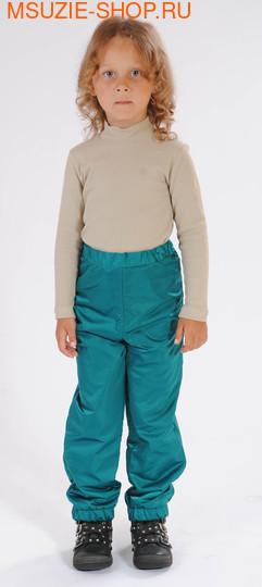 Милашка Сьюзи брюки. 110 зелёный ростВесна-лето<br><br>
