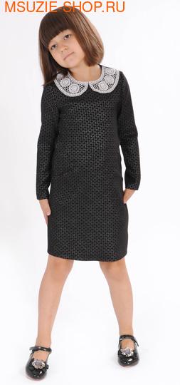 Милашка Сьюзи платье. 122 черный ростПлатья <br><br>
