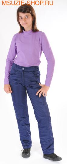 Милашка Сьюзи брюки (ЗИМА). 128 синий ростВерхняя одежда<br><br>