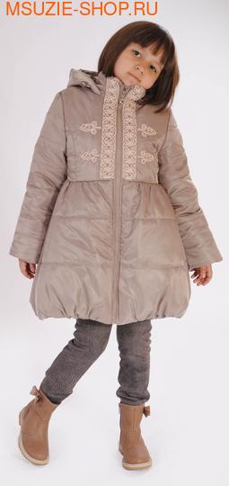 Милашка Сьюзи пальто (ЗИМА). 104 бежевый ростЗима<br><br>