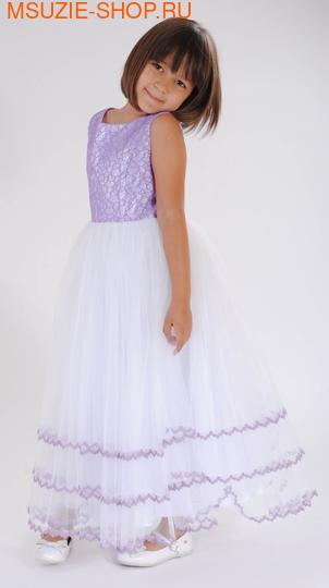 Милашка Сьюзи платье. 110 сиреневый ростНарядные платья <br><br>