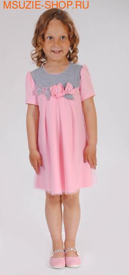 Милашка Сьюзи платье. 86 розовый ростПлатья <br><br>