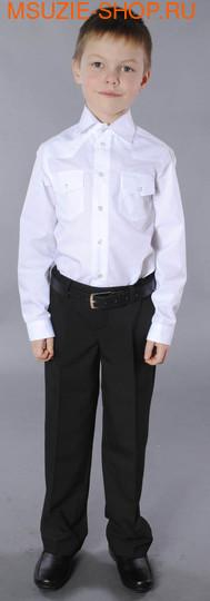 Милашка Сьюзи сорочка. 116 белый ростНовинки<br><br>