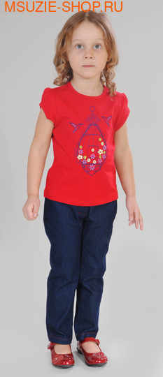 Милашка Сьюзи брюки. 104 синий ростБрюки, юбки  <br><br>