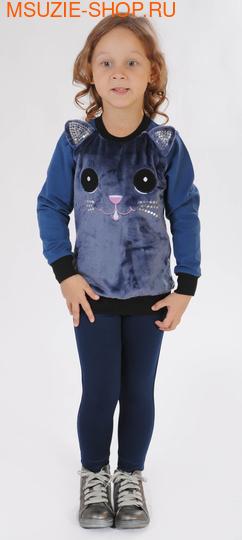 Милашка Сьюзи джемпер. 104 индиго ростДжемпера, рубашки, кофты<br><br>