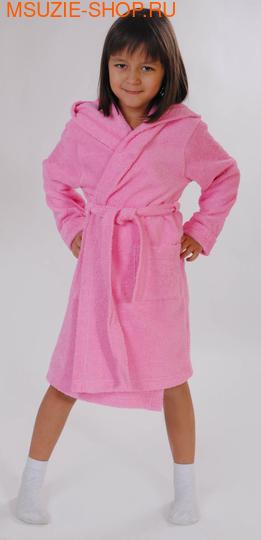 Милашка Сьюзи халат. 104 розовый ростНовинки<br><br>