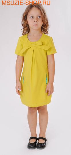Милашка Сьюзи платье. 104 горчичный ростНовинки<br><br>