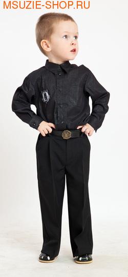 Милашка Сьюзи Рубашка. 104 ростнарядная одежда<br>Сорочечная ткань  хл 40,п/а 32,п/э 25,эл 3<br>