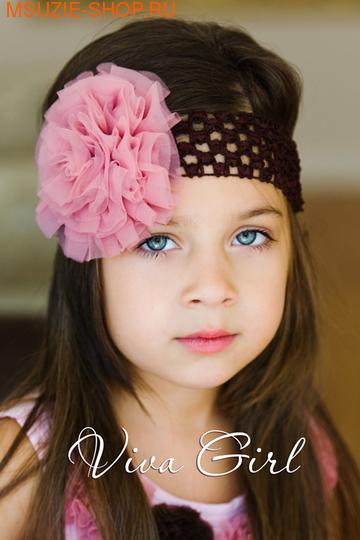 Цветы на повязку для девочек своими руками