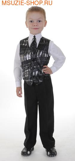 Милашка Сьюзи Жилет,галстук. 122 ростнарядная одежда<br>хл 96,эл 4<br>