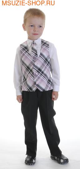 Милашка Сьюзи жилет,галстук. 104 ростнарядная одежда<br><br>