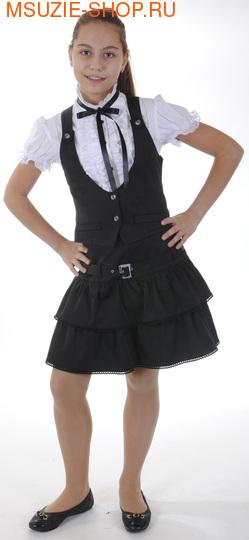 Милашка Сьюзи жилет,юбка. жилет,юбка 122 росткостюмы<br><br>