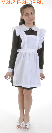 Милашка Сьюзи платье. 122 коричневый ростСарафаны/платья <br><br>