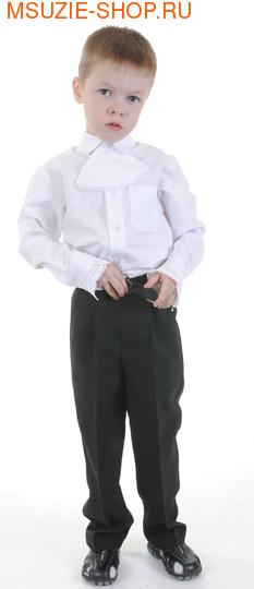 Милашка Сьюзи сорочка+жабо. 86 ростнарядная одежда<br><br>