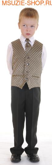 Милашка Сьюзи жилет,галстук. 98 ростнарядная одежда<br><br>