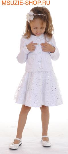 Милашка Сьюзи жакет, юбка, маечка. 104 ростнарядная одежда<br><br>