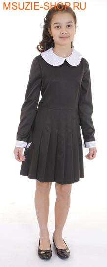 Милашка Сьюзи платье. 128 ростСарафаны/платья <br>вискоза 55% полиамид 40% эластан 5%<br>