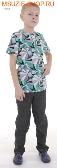 Милашка Сьюзи футболка. 146 зеленый ростДжемпера, рубашки, кофты<br><br>