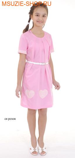 Милашка Сьюзи платье. 122 розовый ростПлатья <br><br>