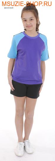 Милашка Сьюзи футболка+шорты. 128 ростСпортивная форма<br><br>