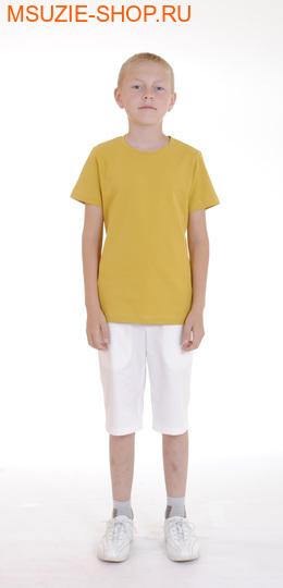 Милашка Сьюзи футболка. 146 горчичный ростновинки<br><br>