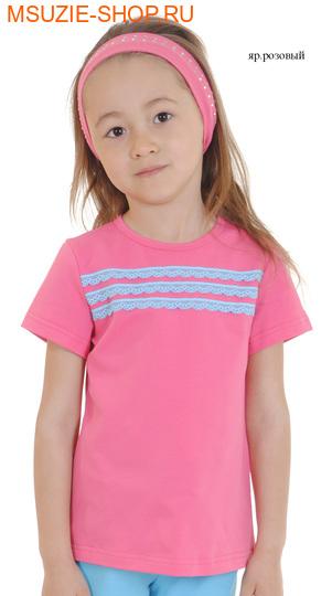 Милашка Сьюзи повязка. повязка размер 110-134 яр.розовый рост