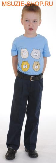 Милашка Сьюзи брюки. 104 тем.синий ростнарядная одежда<br><br>