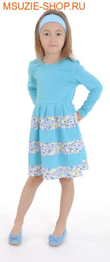 Милашка Сьюзи повязка. повязка размер 110-134 св.голубой рост