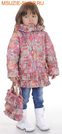 Милашка Сьюзи куртка+сумка (осень). 104 ростВесна-осень<br><br>
