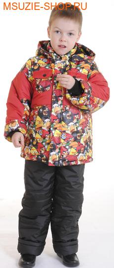 Милашка Сьюзи куртка+п/комбинезон (зима). 104 ростЗима <br><br>