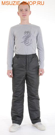 Милашка Сьюзи брюки (зима). 116 черный ростЗима <br><br>