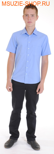 Милашка Сьюзи рубашка. 152 голубой ростШкольная форма<br><br>