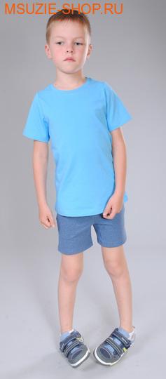 Милашка Сьюзи футболка. 158 голубой ростДжемпера, рубашки, кофты<br><br>