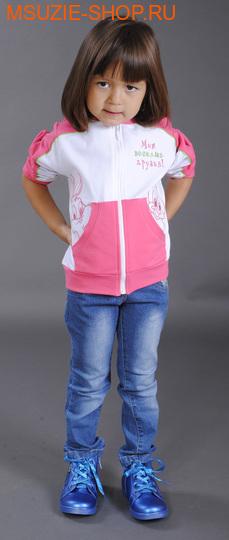 Милашка Сьюзи куртка. 104 тем. розовый ростДжемпера, рубашки, кофты<br><br>