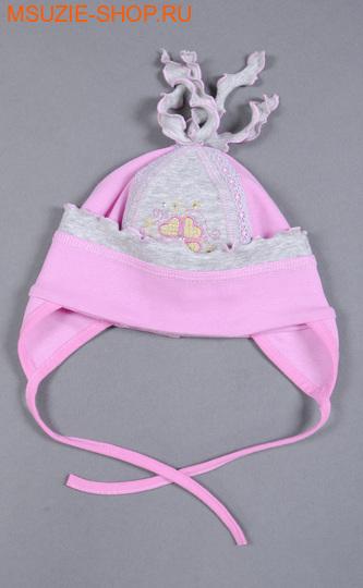 Милашка Сьюзи шапка. 74 розовый ростГоловные уборы,варежки,перчатки <br><br>