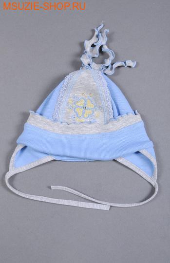 Милашка Сьюзи шапка. 74 голубой ростГоловные уборы,варежки,перчатки <br><br>