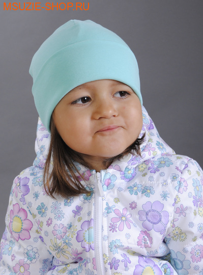 Милашка Сьюзи шапка. 104 св.зеленый ростГоловные уборы,варежки,перчатки <br><br>