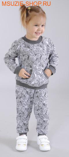 Милашка Сьюзи костюм. 74 серый ростКомплекты<br><br>