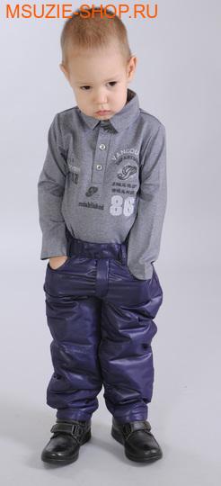 Милашка Сьюзи брюки. 104 баклажан ростВесна-осень<br><br>
