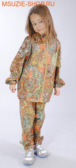 Милашка Сьюзи куртка ветрозащитная. 104 оранж ростВесна-лето<br><br>