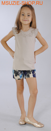 Милашка Сьюзи шорты. 104 ростБрюки, юбки  <br><br>