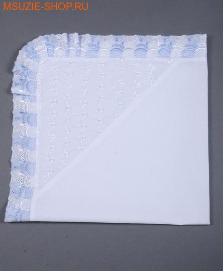 Милашка Сьюзи пеленка-уголок. уголок голубой росткомплекты для выписки,крестильные наборы<br><br>