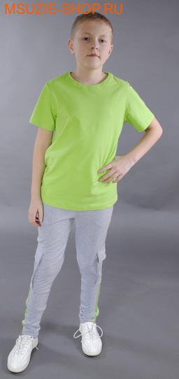 Милашка Сьюзи брюки. 122 серый ростСпортивная форма. <br><br>