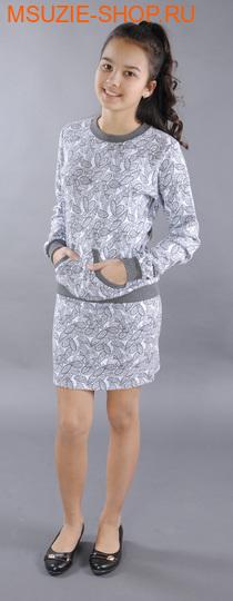 Милашка Сьюзи юбка. 134 белый ростБрюки, юбки  <br><br>