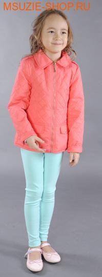 Милашка Сьюзи куртка. 104 коралл ростВесна-осень<br><br>